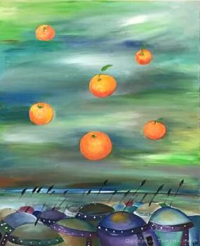 Apelsinų lietus